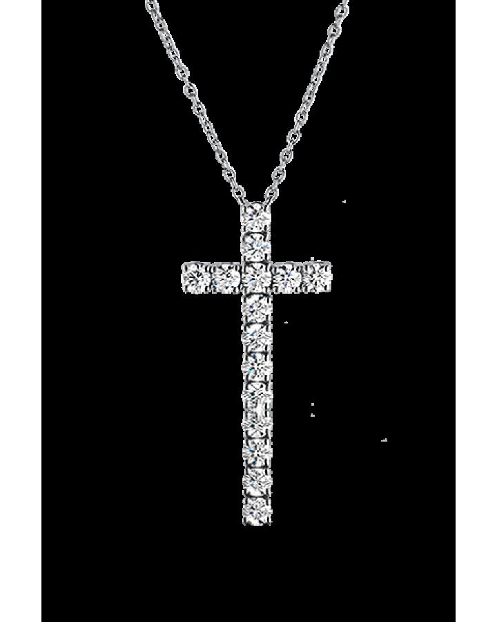 Mercury Крест Mercury крест с бриллиантами