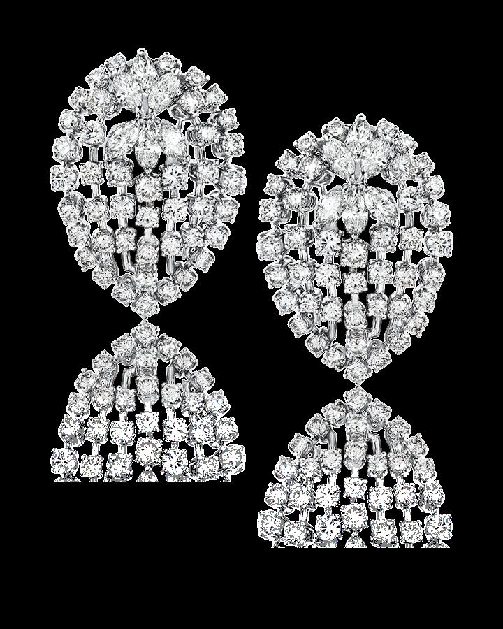 Ralfdiamonds Серьги RALFDIAMONDS с бриллиантами