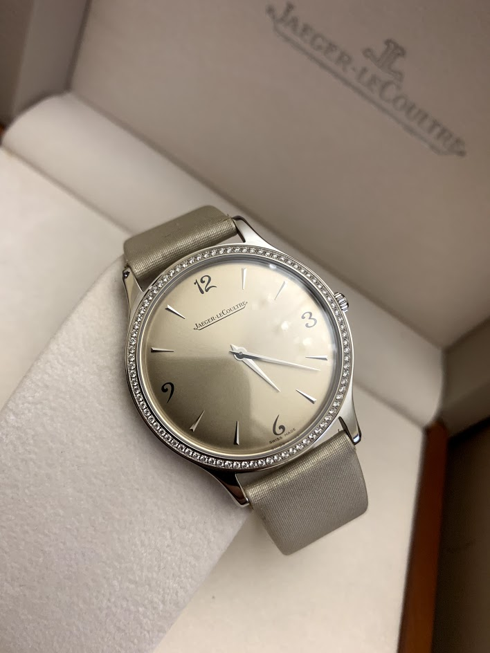 Master Control Ultra Thin Stainless Steel Ladies 145.8.79.S #1