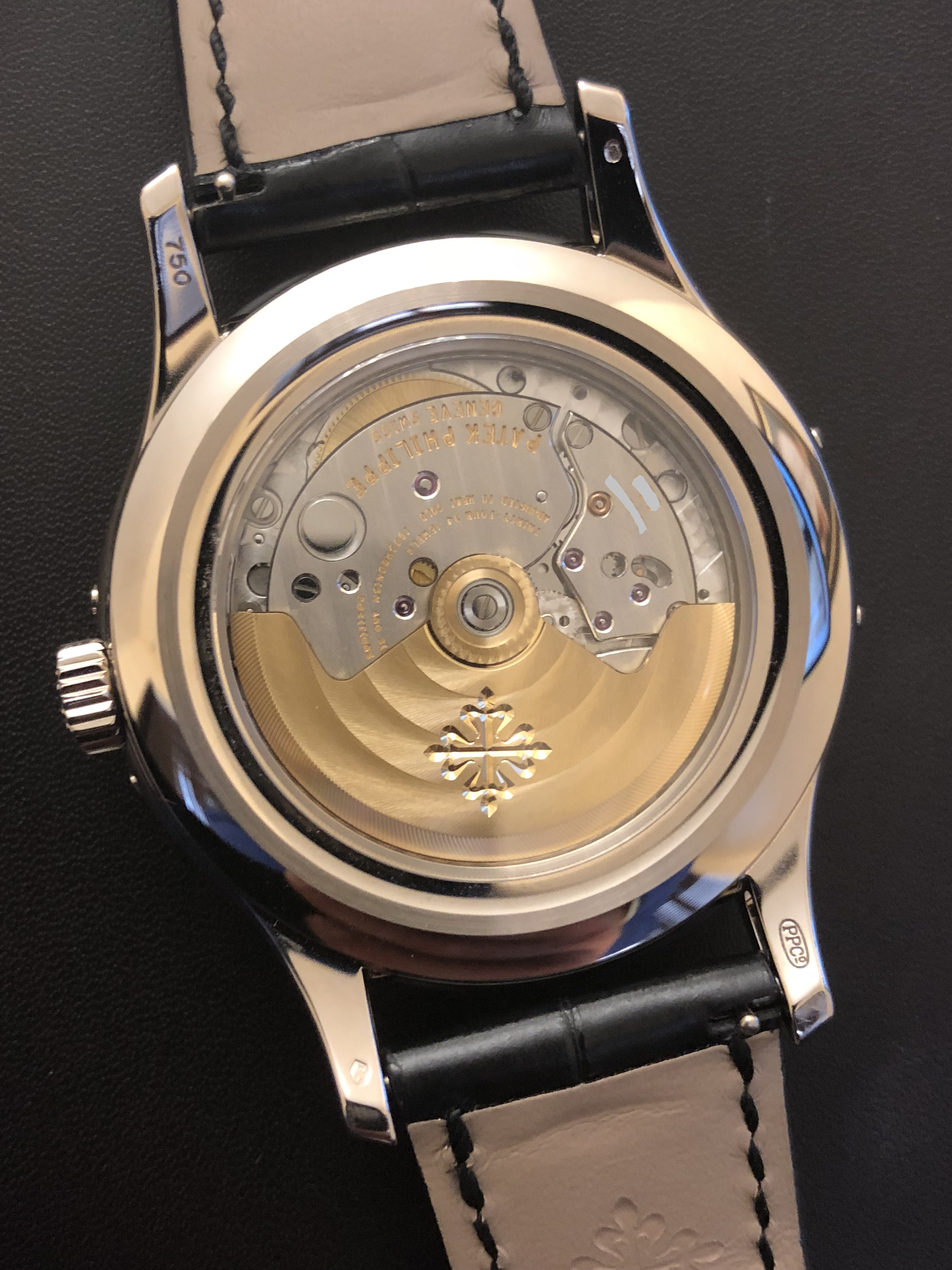 Complicated Watches  5205G-001 #2