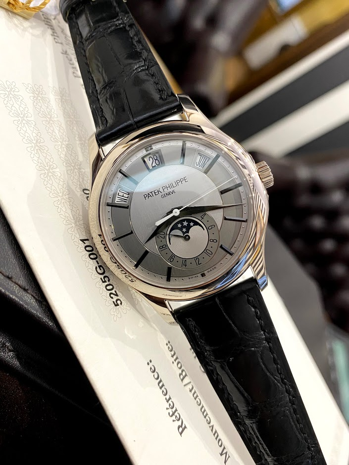Complicated Watches  5205G-001 #1