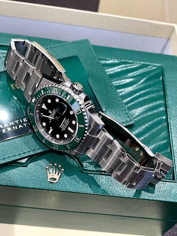 Submariner Date 41 mm Steel 126610lv-0002 #3