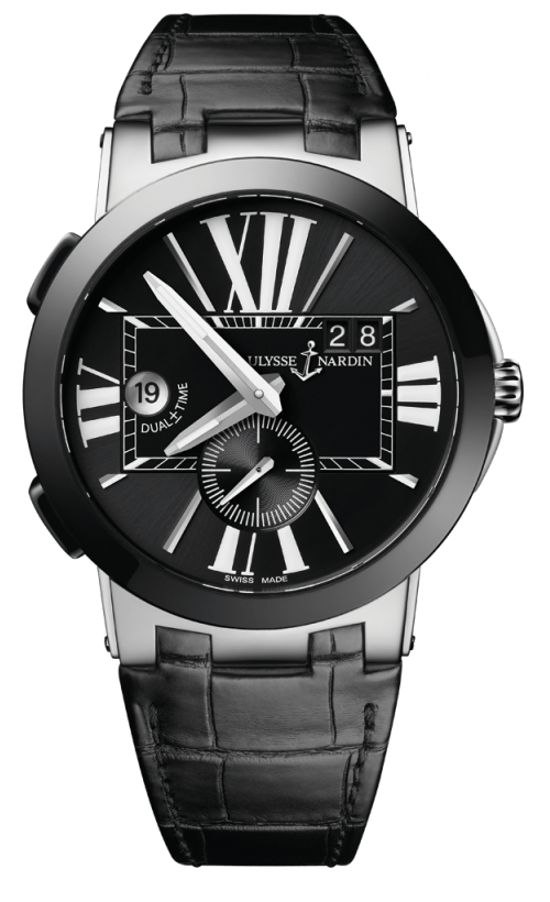Functional  EXECUTIVE DUAL TIME 43 мм 243-00/42 #1