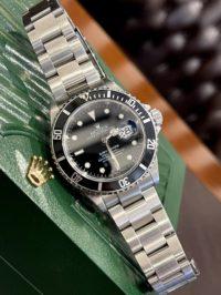 Швейцарские часы Rolex Oyster Submariner Date 40mm 16610