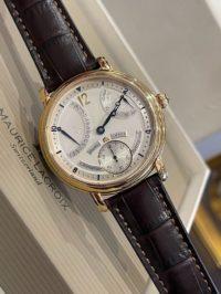 Швейцарские часы Maurice Lacroix Masterpiecе CALENDRIER RÉTROGRADE MP7068