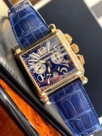 Швейцарские часы Franck Muller Conquistador Cortez 10000 K CC