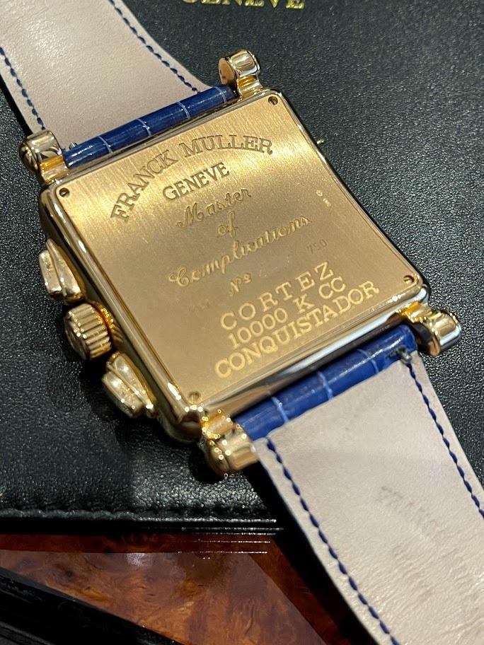Conquistador Cortez 10000 K CC #2
