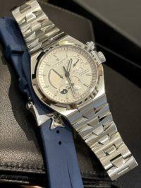 Швейцарские часы Vacheron Constantin Overseas Dual Time 47450/B01A-9226