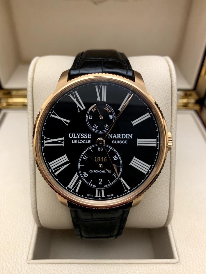 Marine Chronometer Torpilleur 1182-310/42 #1