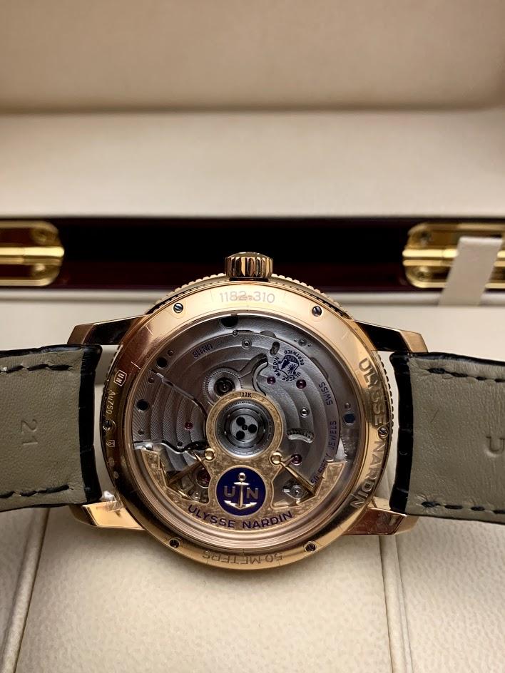 Marine Chronometer Torpilleur 1182-310/42 #2