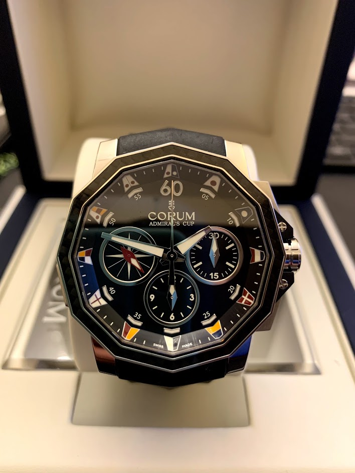 Admiral`s Cup Challenger Chrono Split-Seconds 44 986.691.11/F371 AN92 #1