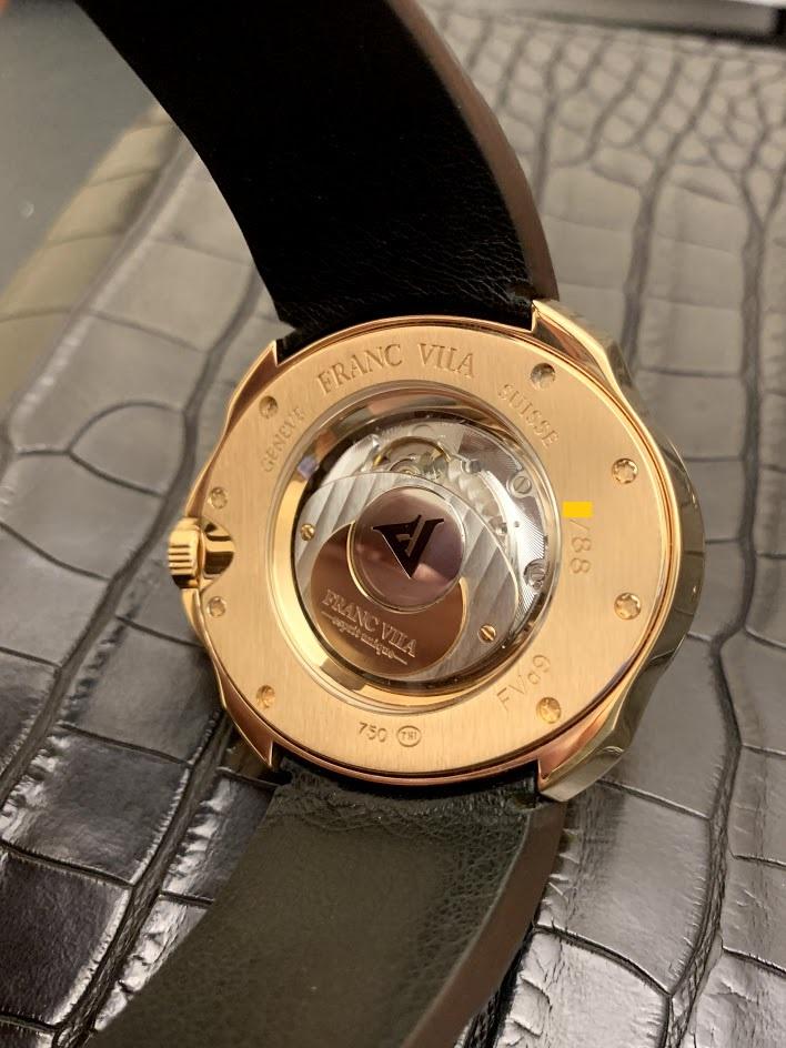 Complication Chronograph Master Grand Sport FVa9 #2