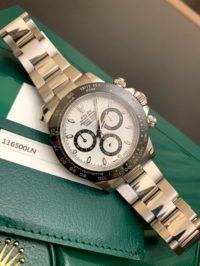 Швейцарские часы Rolex Daytona Cosmograph 40mm Steel 116500 LN-0001