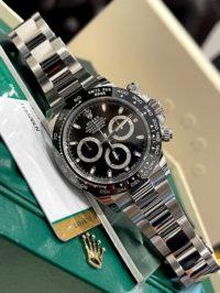 Швейцарские часы Rolex Daytona Cosmograph 40mm Steel 116500ln-0002