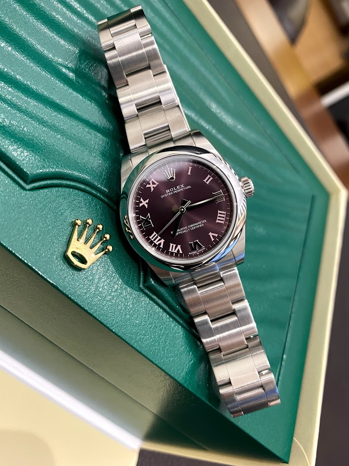 Oyster Perpetual 31mm 177200 #1