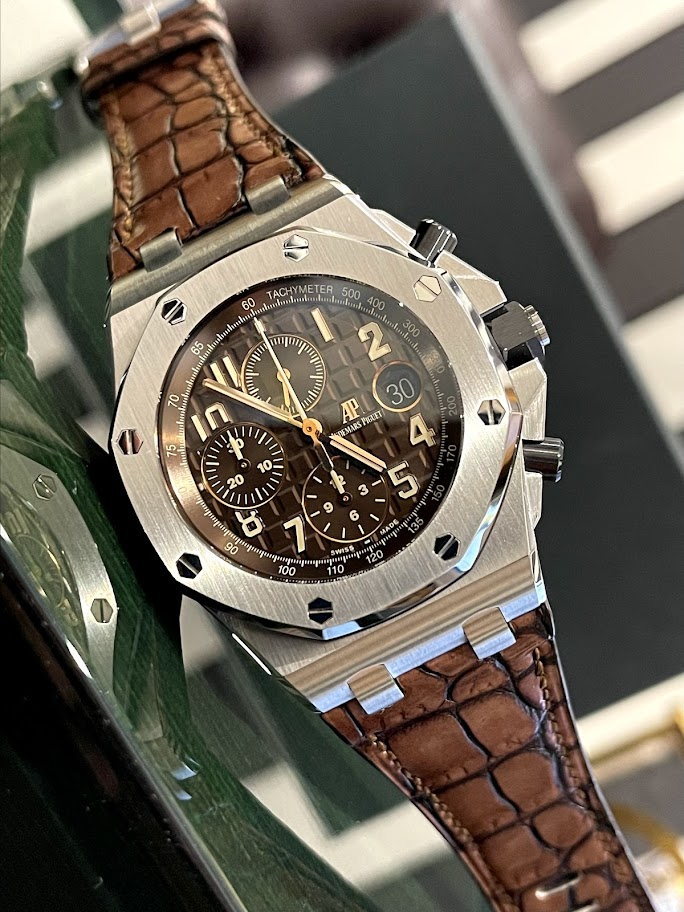 ROYAL OAK OFFSHORE  CHRONOGRAPH 42MM 26470ST.OO.A820CR.01 #1