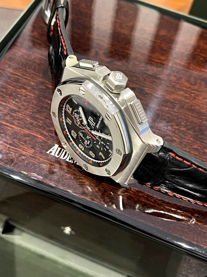 Royal Oak Offshore  Shaquille O`Neal Chronograph 26133ST.OO.A101CR.01 #3
