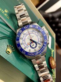 Швейцарские часы Rolex Yacht-Master II 44 mm Steel 116680