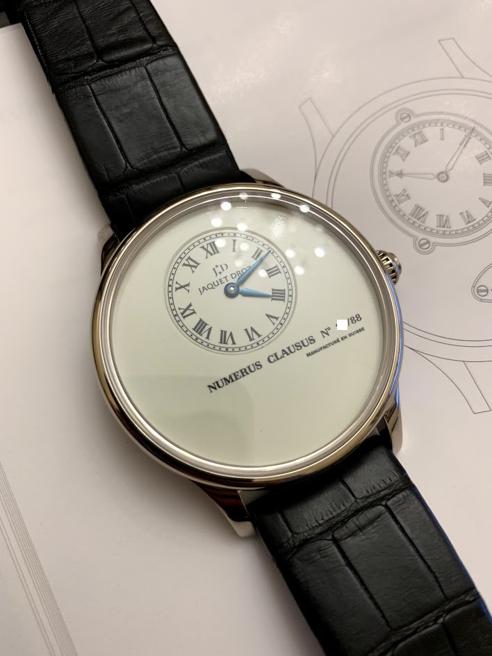 Elegance Paris Petite Heure Minute J005034202 #1