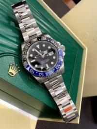 Швейцарские часы Rolex GMT-Master II 40 mm, Oystersteel 116710blnr-0002