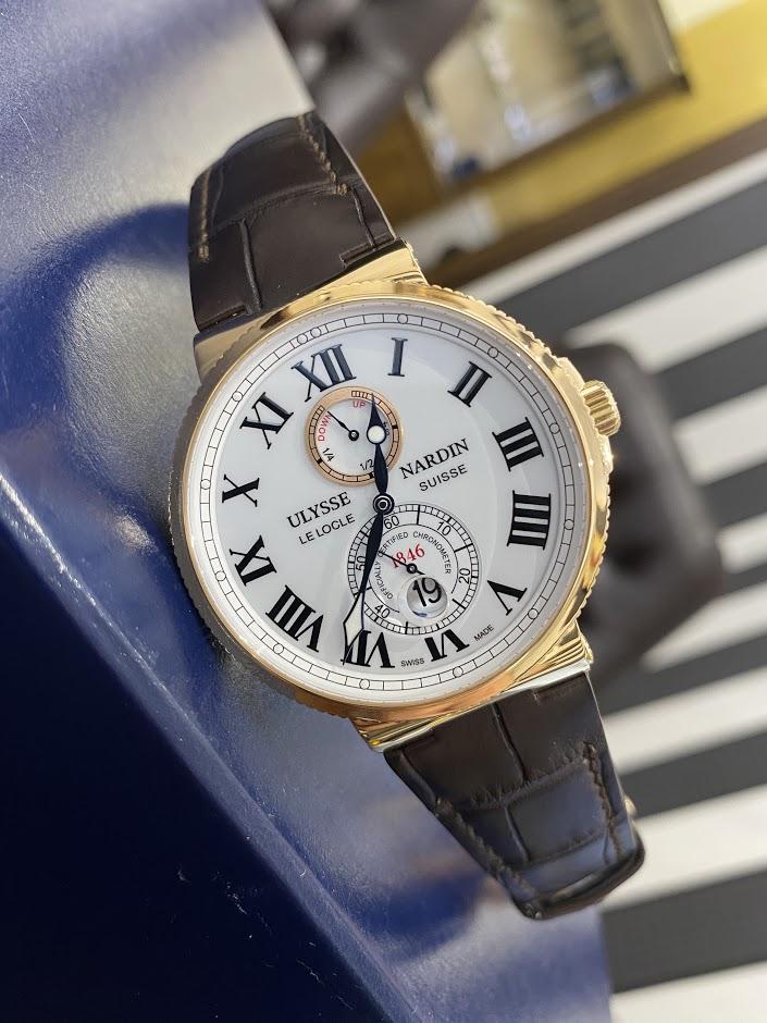 Marine Maxi Chronometer 43mm 266-67/40 #1