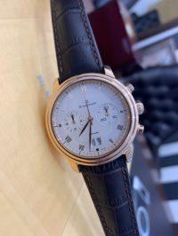 Швейцарские часы Blancpain Villeret Chronograph Large Date 6885-3642-55b