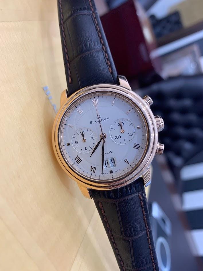 Villeret Chronograph Large Date 6885-3642-55b #1