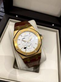 Швейцарские часы Audemars Piguet Royal Oak DUAL TIME 26120BA.OO.D088CR.01