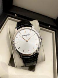 Швейцарские часы Audemars Piguet Jules Audemars Extra Thin 15180BC.OO.A002CR.01