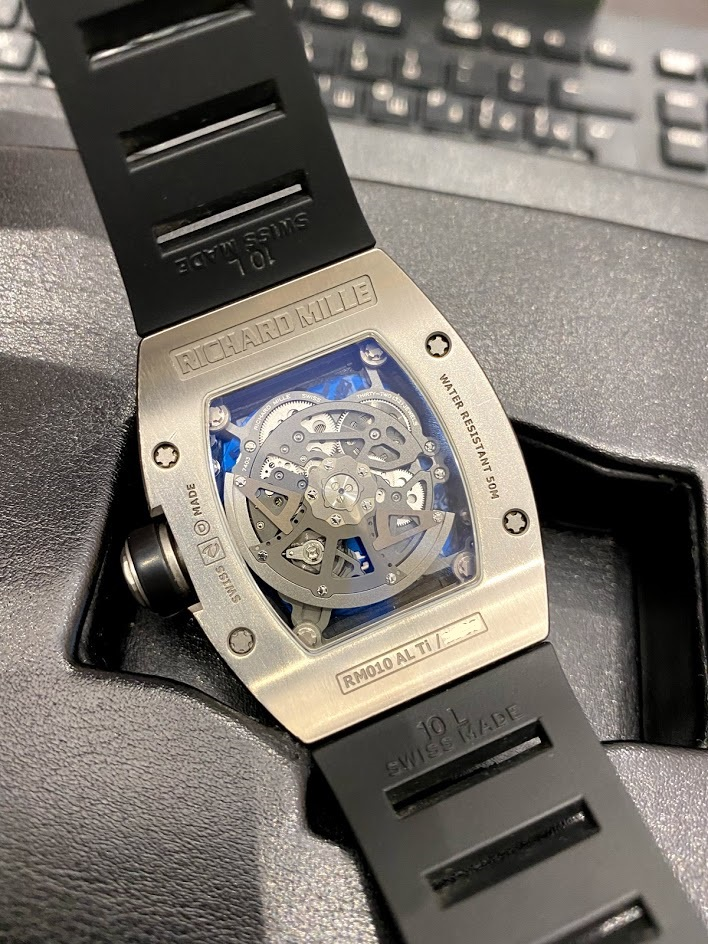 Watches RM 010 #2