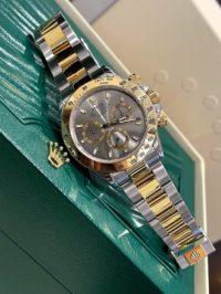 Швейцарские часы Rolex Daytona Cosmograph 40mm Steel and Yellow Gold 116523