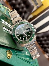 Швейцарские часы Rolex Submariner Date 40mm Steel Ceramic 116610lv