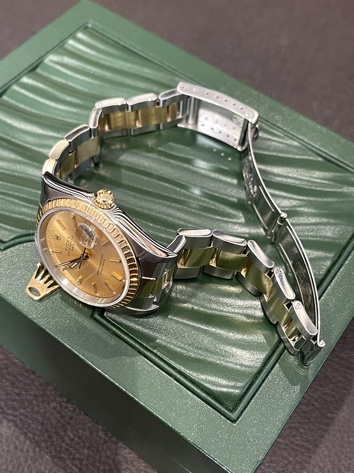 Oyster Perpetual Date 15223 #3