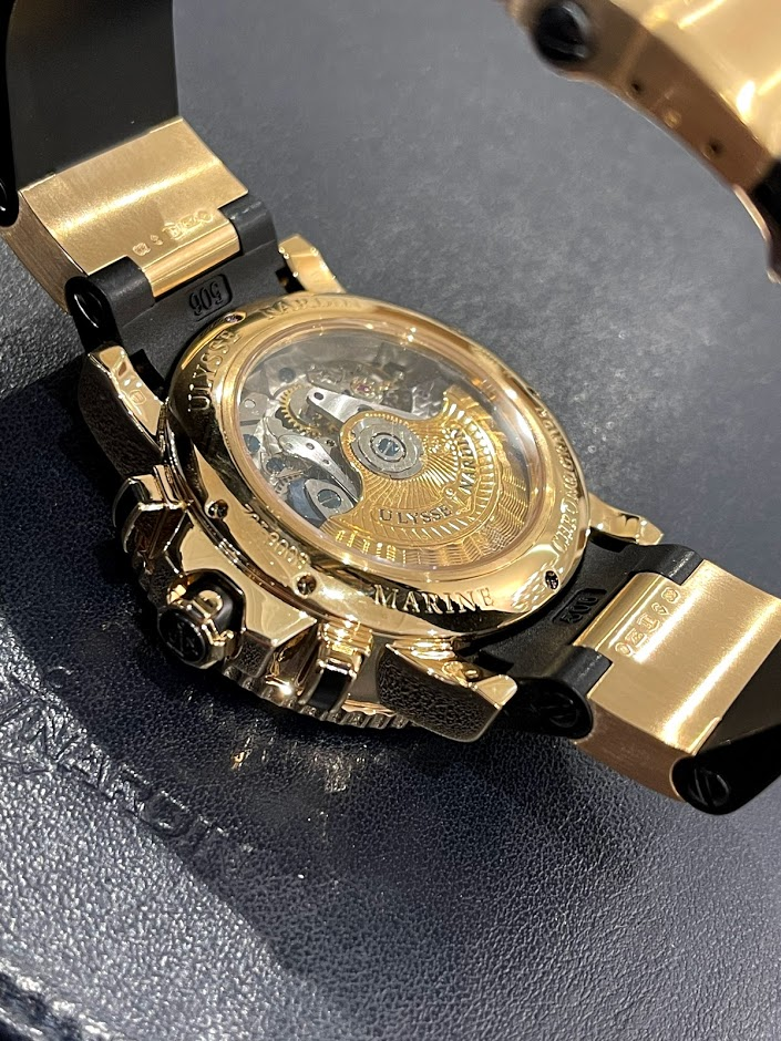 Marine Maxi Diver Chronograph 8006-102-3A/92 #2