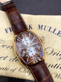 Швейцарские часы Franck Muller Master Banker 9880 MB SC DT