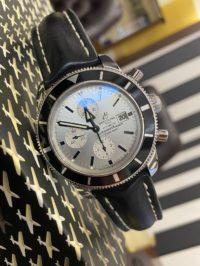Швейцарские часы Breitling Superocean Heritage Chronograph 46мм A1332024/G698/441X