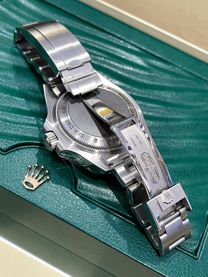 Deepsea 44mm Steel 116660 D-Blue #2