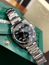 Швейцарские часы Rolex AIR-KING 40mm Steel 116900
