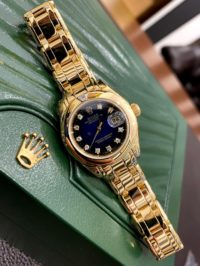 Швейцарские часы Rolex Pearlmaster Ladies 69328