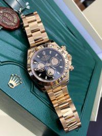 Швейцарские часы Rolex Daytona Cosmograph 40mm Everose Gold 116505-0008
