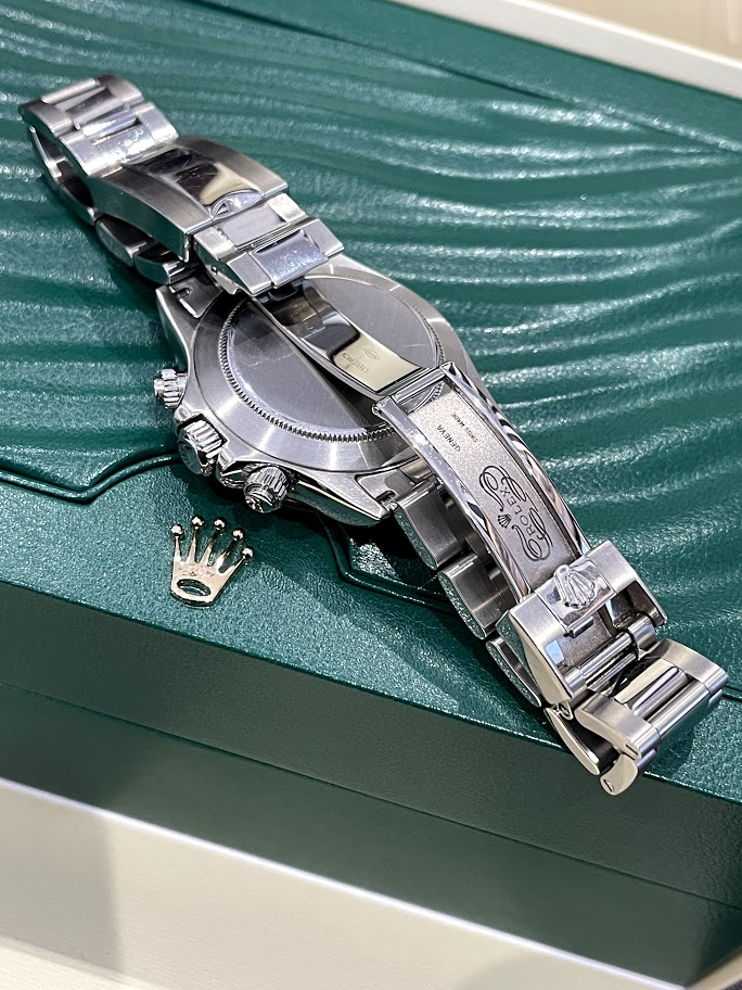 Oyster Cosmograph Daytona 40mm 116520 #2