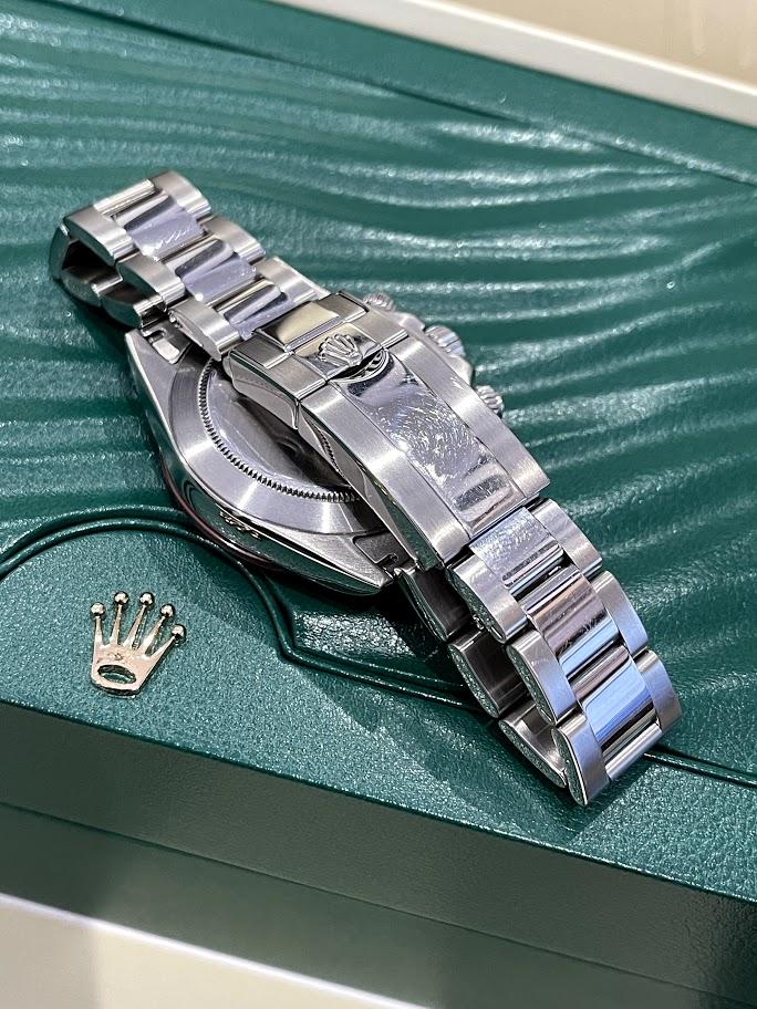Oyster Cosmograph Daytona 40mm 116520 #4