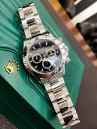 Швейцарские часы Rolex Daytona Cosmograph  40mm Steel 116520