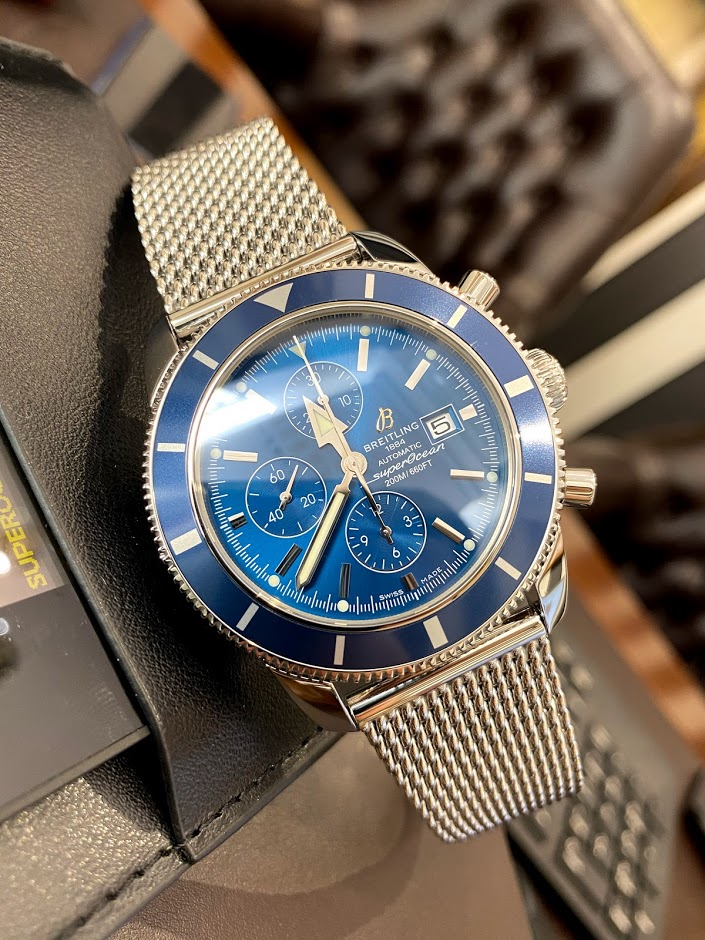 Superocean Heritage 46mm A1332016/C758/152A #1