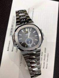 Швейцарские часы Patek Philippe Nautilus Nautilus Annual Calendar 5726/1A-001