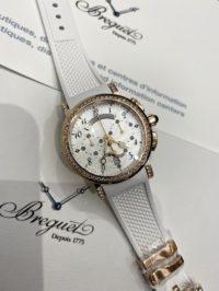 Швейцарские часы Breguet Marine. 8828 8828BR/5D/586/DD00