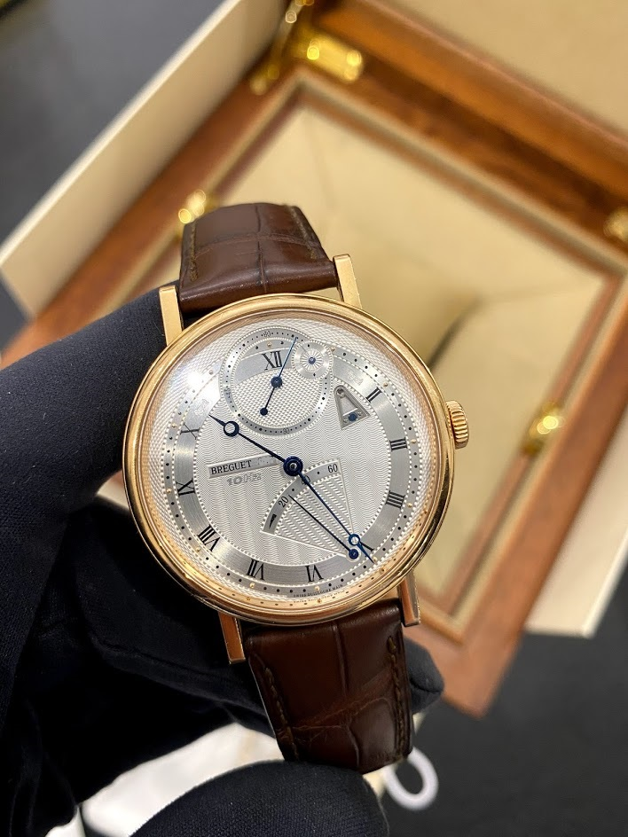 Classique Chronométrie 7727BR/12/9WU #1