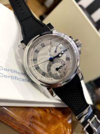 Швейцарские часы Breguet Marine. 5857 GMT 5857ST/12/5ZU