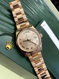 Швейцарские часы Rolex Day-Date 36 mm 118205f-0063