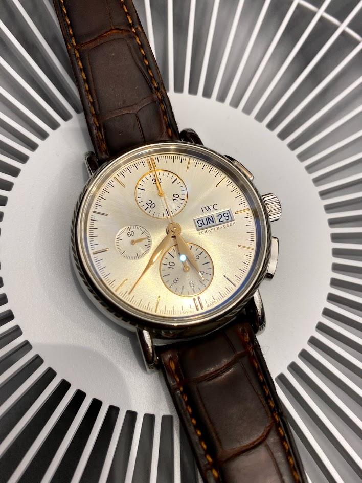 Portofino Chronograph IW378302 #1